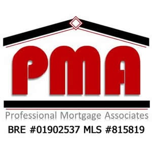 PMA - Professional Mortgage Associates logo